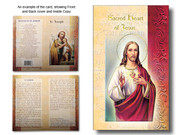 Mini Lives of Saints: Sacred Heart Jesus (LF5154)