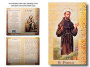 Mini Lives of Saints: St Francis (LF5442)