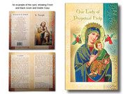 Mini Lives of Saints: Our Lady of Perpetual Help (LF5208)