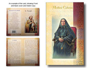 Mini Lives of Saints: Mother Cabrini (LF5166)