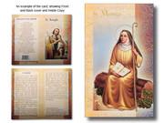 Mini Lives of Saints: St Monica (LF5506)