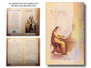 Mini Lives of Saints: St Cecilia (LF5420)