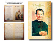 Mini Lives of Saints: St John Bosco (LF5468)