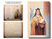 Mini Lives of Saints: St Teresa of Avila (LF5548)