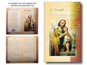 Mini Lives of Saints: St Joseph (LF5630)