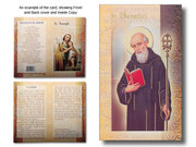 Mini Lives of Saints: St Benedict (LF5645)