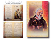 Mini Lives of Saints: Padre Pio (LF5522)