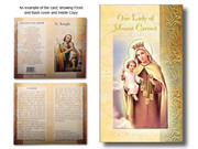 Mini Lives of Saints: Our Lady of Mt Carmel (LF5257)