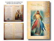 Mini Lives of Saints: Divine Mercy (LF5123)
