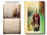 Mini Lives of Saints: St Hubert (LF5450)