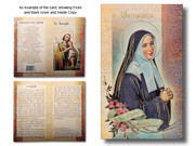 Mini Lives of Saints: St Bernadette (LF5410)