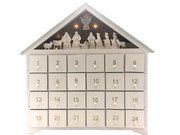 LED Advent Calendar with Opening Compartments (AC10087)