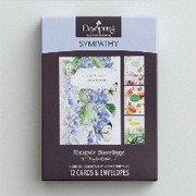 Boxed Cards (12) Sympathy Nature's Blessing (CB77543)