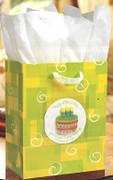 Gift Bag: Birthday Cake Medium