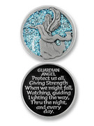 Glitter Coin: Guardian Angel (PT665)