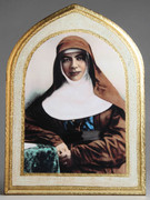Wall Plaque: Wood: Mary MacKillop