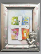 Photo Frame, God Bless this Child Pink (PLB1049G)