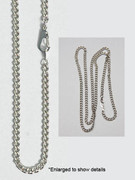 Plain Chain, Stainless Steel (JE180SS)