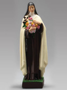 Indoor/Outdoor Statue: St Theresa 30cm (STF3018)