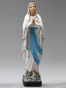 Indoor/Outdoor Statue: Lourdes 40cm (STF4008)
