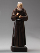 Indoor/Outdoor Statue: Padre Pio 60cm