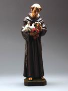 Indoor/Outdoor Statue: St Francis 60cm