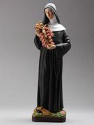 Indoor/Outdoor Statue: St Rita 60cm