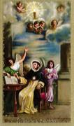 TJP Holy Card: St Thomas Aquinas