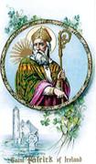 TJP Holy Card: St Patrick #2