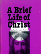 Booklet: A Brief Life of Christ