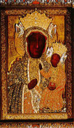 TJP Holy Card: Our Lady of Czestochowa #1