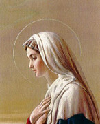 TJP Holy Card: Our Lady: Courtship Prayer #3