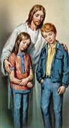 TJP Holy Card: Teen Creed #1