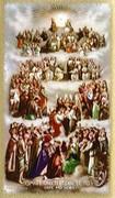 TJP Holy Card: Surprise in Heaven