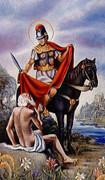 TJP Holy Card: St Martin Caballero
