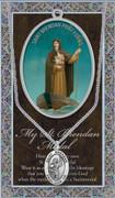 Pewter Medal: St Brendan (LF9413)