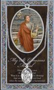 Pewter Medal: St Genesius (LF9447)