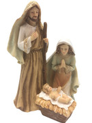 Holy Family Statue: 17cm (NST10095)