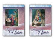 Christmas Cards ITALIAN Pk10 (CD352AN)