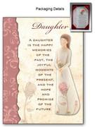 DAUGHTER RESIN PLAQUE (PL285DU)