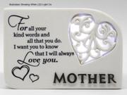 LED Message In Light: Mother (PL4718)