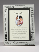 Message Frame: Family
