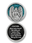Glitter Coin: Teacher (PT642)