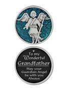 Glitter Coin: Grandfather (PT681)