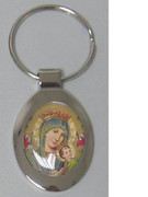 Keyring: Our Lady Perpetual Succour