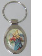 Keyring: St Christopher