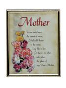 GOLD FRAME - MOTHER