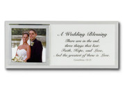 Message Mirror Frame: Wedding