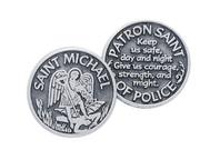 Pocket Token: St Michael