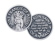Pocket Token: St Francis of Assisi